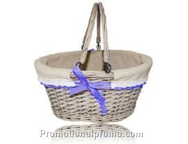 Beautiful willow basket