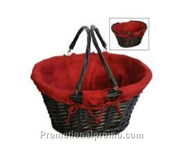 Cheap willow basket