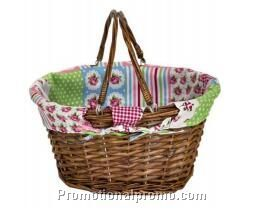 Eco-friendly handmade willow basket wholesale