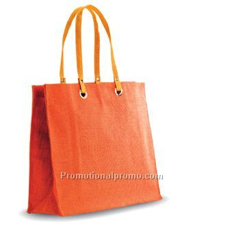 Trendy shopper, jute