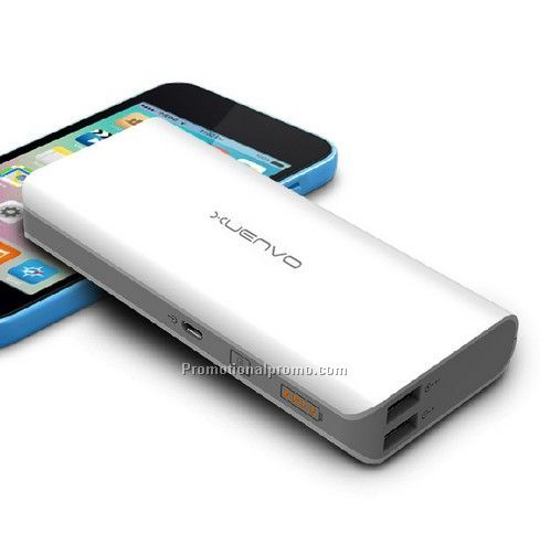 10400mAh High capacity power bank
