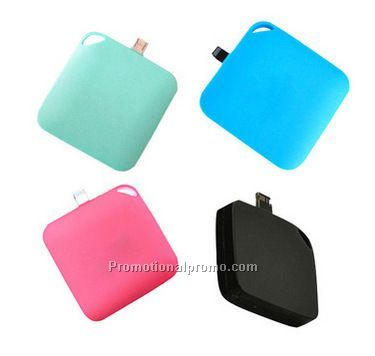 Colorful Disposable Power Bank with customized logo