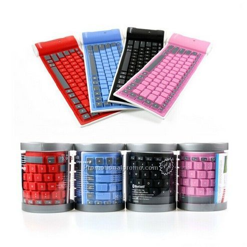 Universal USB digital silicon keyboard, waterproof keyboard