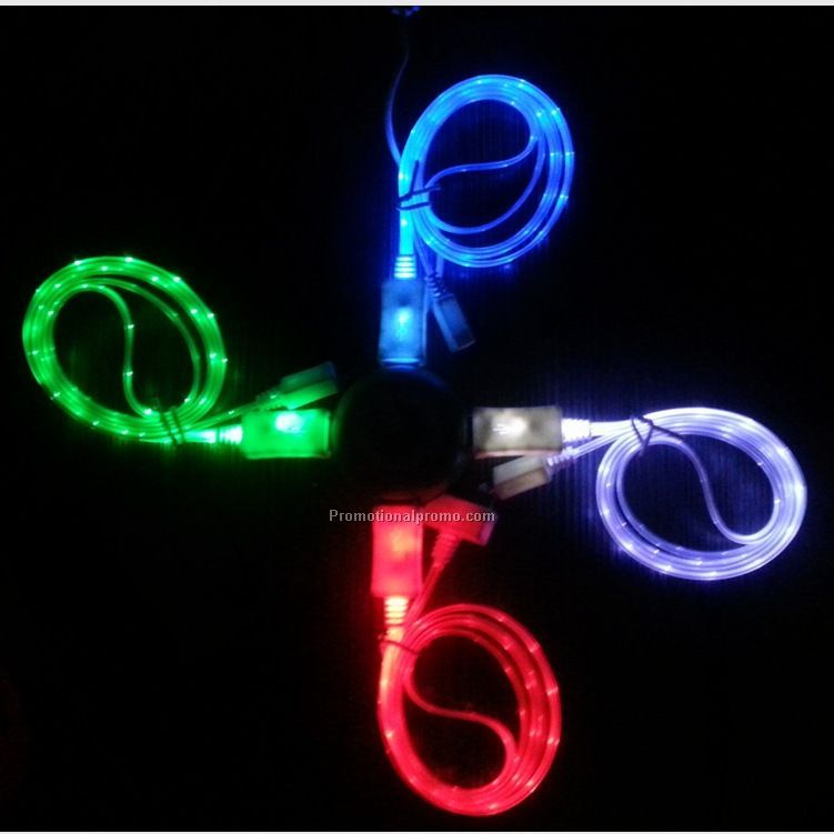 Glow USB cable