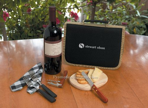 Wine and Cheese Accessory Kit - Unprinted