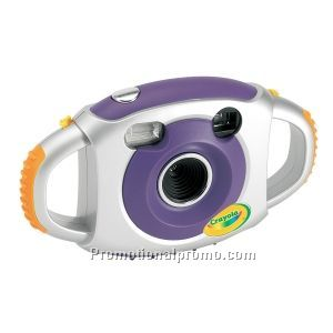 2.1 MP Crayola Digiital Camera