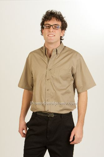 Turmec » fitted short sleeve dress shirts