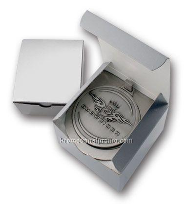 Folding Silver Gift Box 438008 437920x 237948/B>