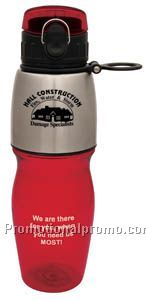 Hydration Collection - 24 oz. Red