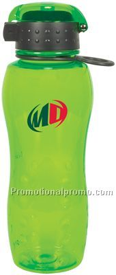 h2go bfree44576zuma - 24 oz - lime
