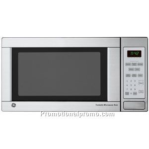 Average Countertop Microwave Dimensions : ... Profile White on White 2.0 Cu.Ft. Full Size Countertop Microwave Oven