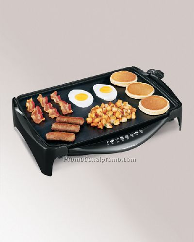Hamilton Beach44576StepSavorTM Jumbo Griddle
