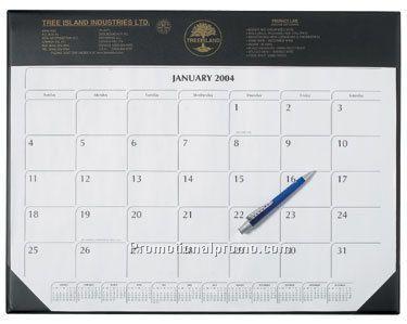 Large Desk Pad Calendar Milano China Wholesale Dcl137307