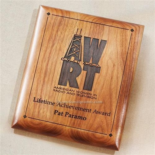 Laser Engraved Award - 9