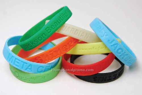 WHOLESALE SILICONE BRACELETS - THEFIND