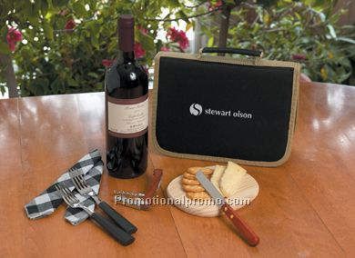 Wine and Cheese Accessory Kit - Printed