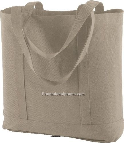 NEW ORGANIC WASHED TOTE BAG