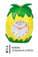 pineapple Craft clock
