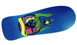 Skateboard Serial
