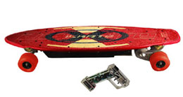 Remote Controlled MotorizedElectric Skateboard