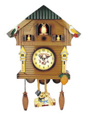 Small-house Craft Alarm clock