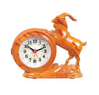 sheep-jumping alzrm clock