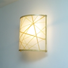 Exquisite bamboo lamp