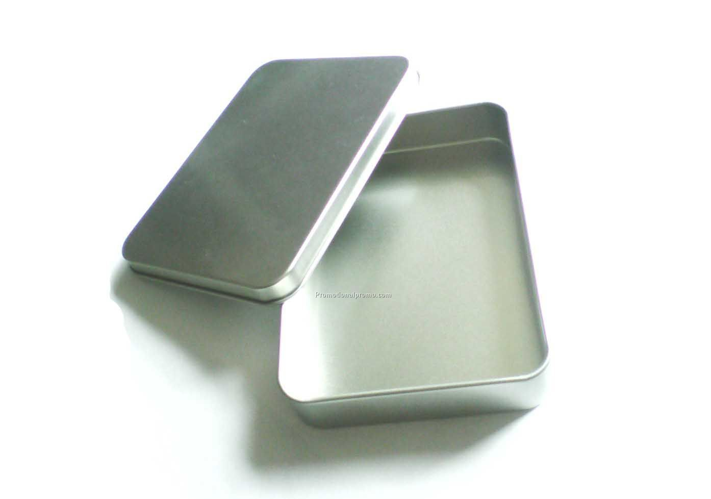 Square Shaped Tin Box With Cover China Wholesale Ssc13102601