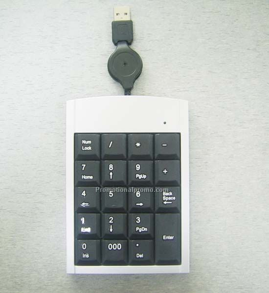 USB Digit Keyboard