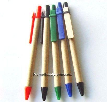 Ecological ballpoint pen