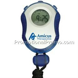 Blue Sport Stop Watch
