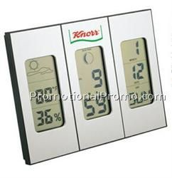 Desktop Weather Station w/ 3 LCD Screens