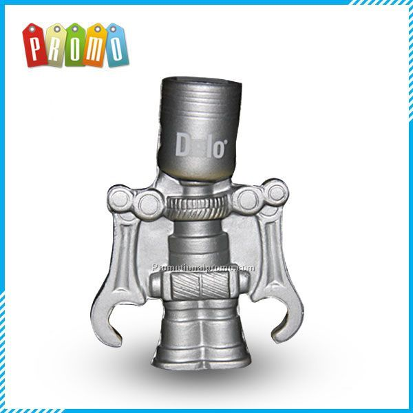 Fun robot pu stress ball ,PU toy Photo 3