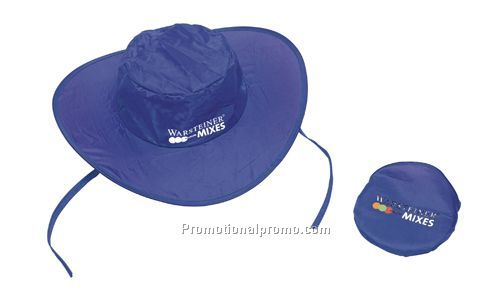 Collapsible Hat