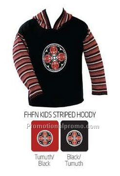 FHFN Kids Striped Hoody