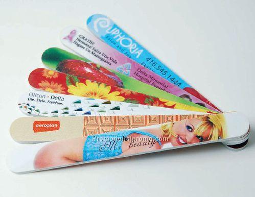 Custom-made printing nail files China Wholesale| #MPN129947