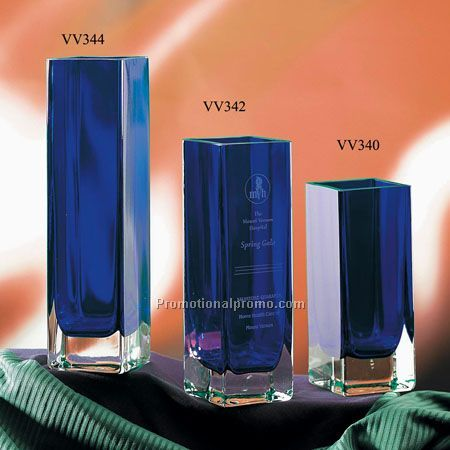 Petunia Cobalt Blue Vase 8 Quot China Wholesale Gtp113760