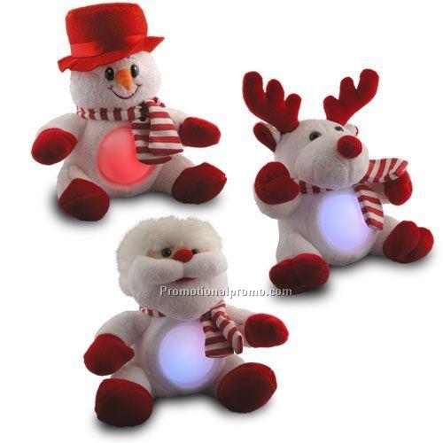 65 red christmas plush - Christmas Plush Toys