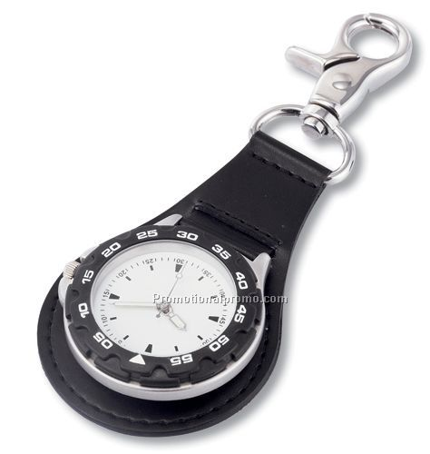 CLIP-ON POCKET WATCH