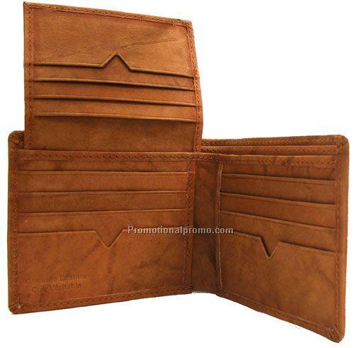 Fold Wallets Men's Wallet Bi-fold Wallet