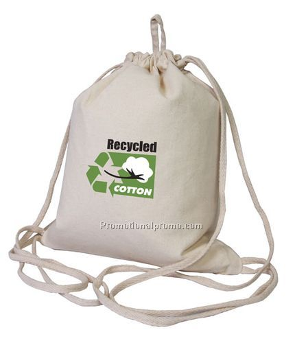 Recycled Cotton Cinch Pack