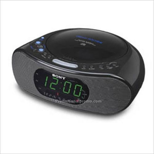 how to change time on sony clock radio