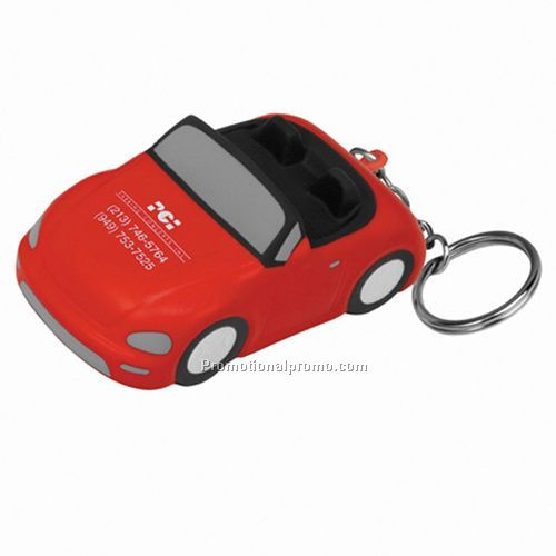 CONVERTIBLE CAR KEY CHAIN