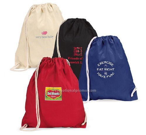 Cotton Cinchpack