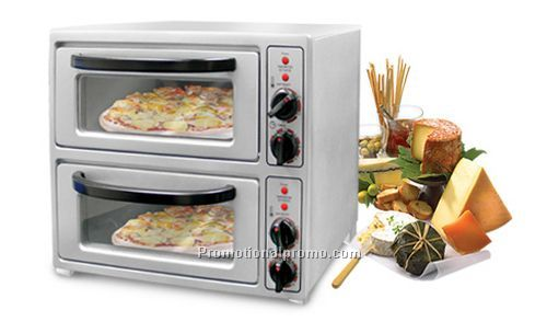 Double Drawer Pizza Oven Microwave China Whole