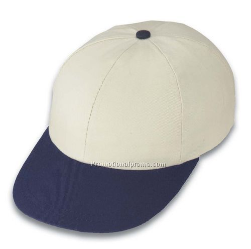 Heavy weight cotton twill low-profile cap