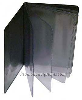 Multi pocket card holder swade vinyl china wholesale nsm108531 multi pocket card holder swade vinyl colourmoves