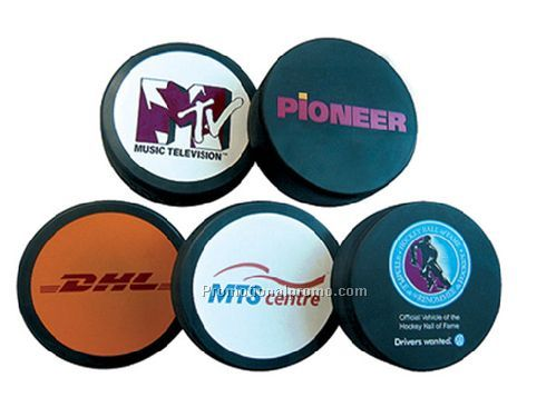 Souvenir Hockey Pucks