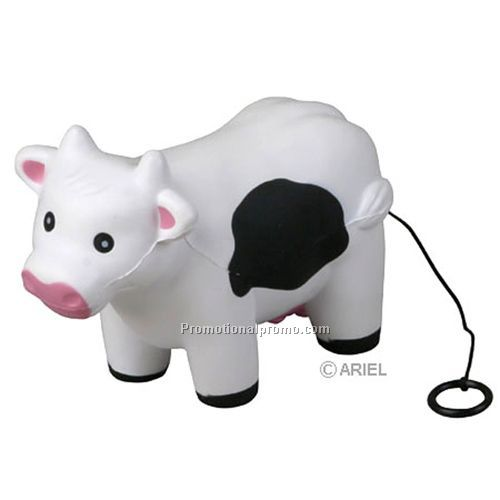 VIBRATING MILK COW