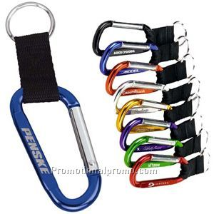 Anodized Carabiner
